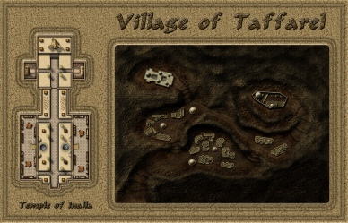 Village of Taffarel - V6