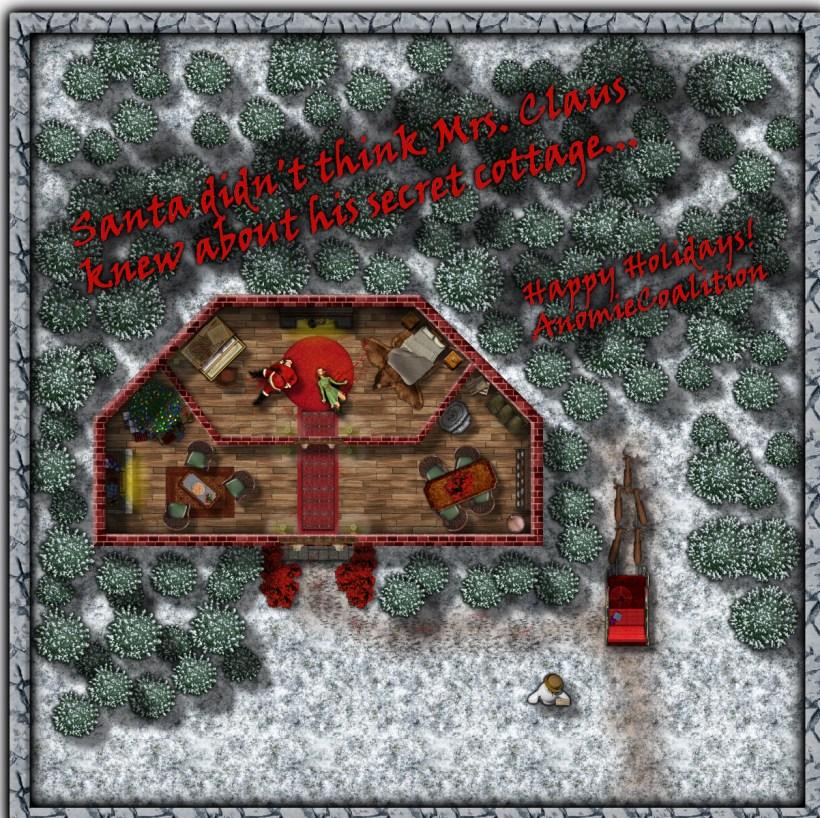 Santa Cottage