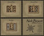 Nob Biranit - Desert Fort