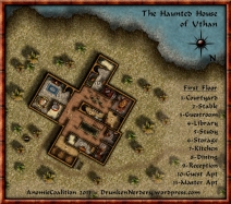Haunted House - New 3