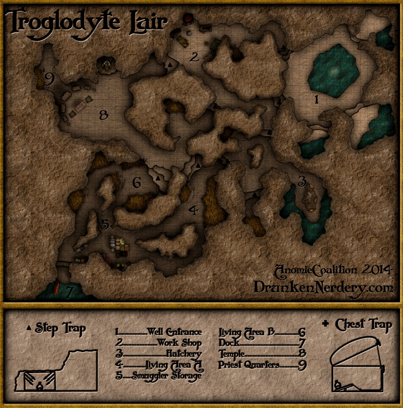 Troglodyte Lair - v5-Final