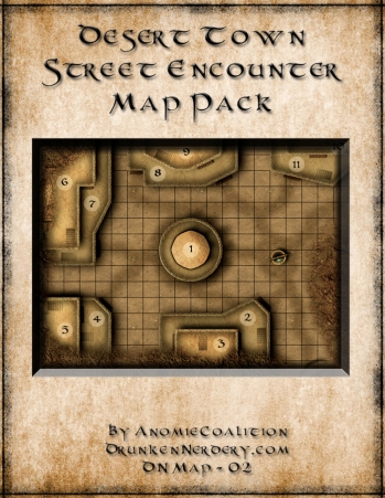 Cover Page for DTRPG
