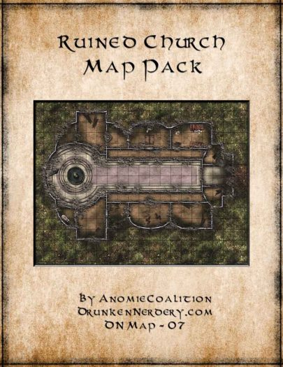 DTRPG Cover