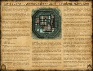 Final One Page Dungeon 2015