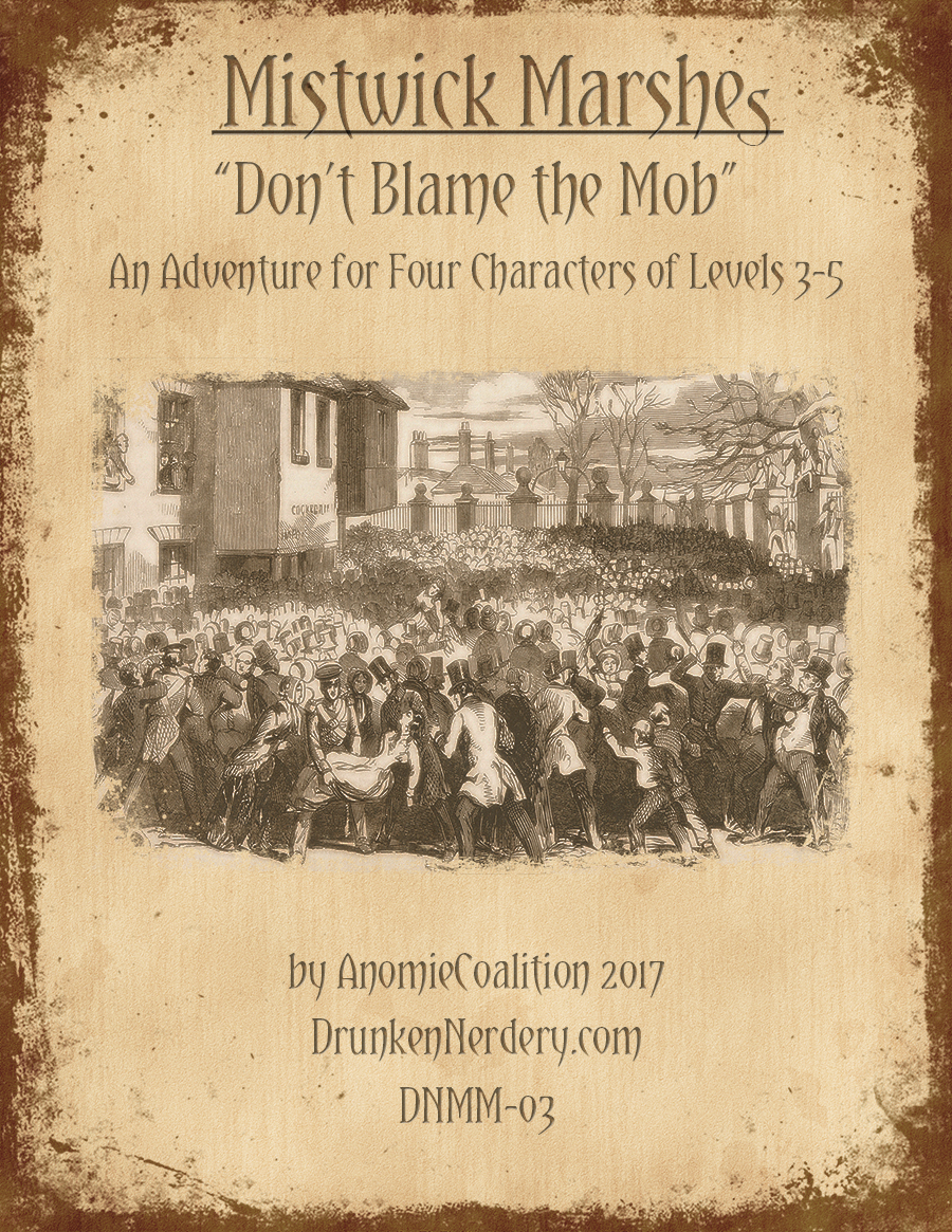 Dont Blame the Mob Cover Page - DTRPG.jpg